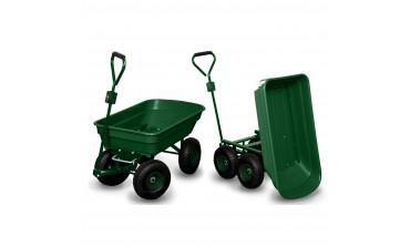 Chariot de jardin basculant