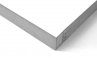 Bordurettes métal