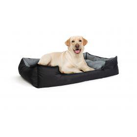 Coussin imperméable pour chien 120x90cm