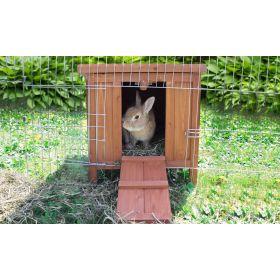 Enclos métal extérieur pour petits animaux Enjoy