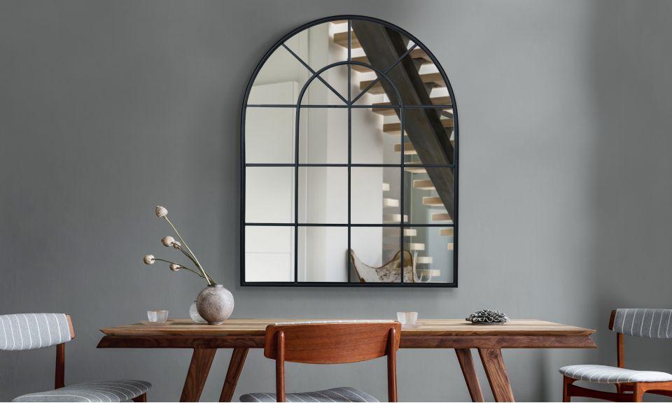 Miroir verrière arche