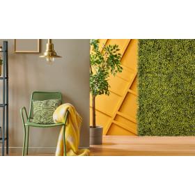 Mur végétal artificiel - buis