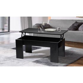 Table basse plateau relevable - Petit modèle